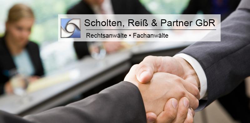 Rechtsanwalt In Duisburg Rechtsanwälte Scholten Reiß Partner Gbr
